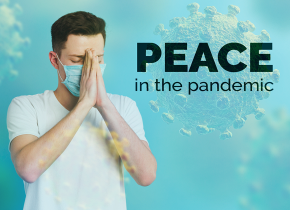 PEACE in the pandemic: Part 6 -Pure Joy
