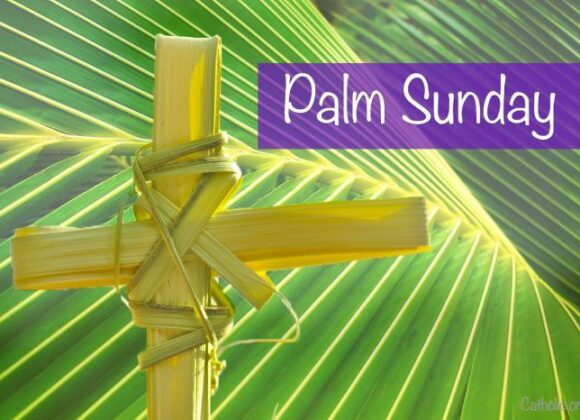 Sunday March 28, 2021 AM- Palm Sunday: Sights & Sounds
