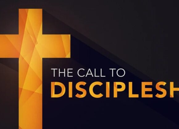 Sunday March 21, 2021 AM – The Call To Discipleship